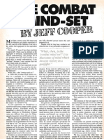 The Combat Mindset by Col Jeff Cooper