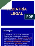 t4c.pediatria i. Legal y Maltrato Infantil