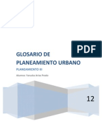 Glosario de to Urbano