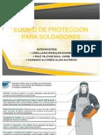 Equipo de Proteccion Para Sold Adores