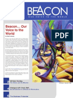 Beacon…Our Voice to the World