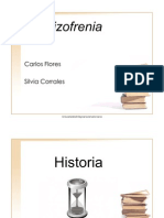 Esquizofrenia Power Point Trabajo
