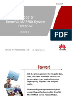 OBK009101 SmartAX MA5600 System Overview ISSUE3.1