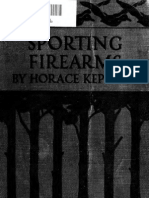 Sporting Firearms - Kephart, Horace, 1862-1931