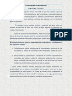 Programa Vicepresidencia CE TUAQF 2012