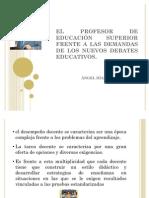 El Profesor De_ Diaz Barriga