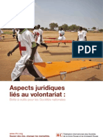 Legal Issues Related to Volunteering - Toolkit for National Societies - Fr