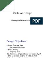 Cellular Design Fundamentals