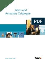 Valve and Actuator Catalogue