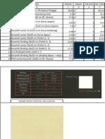 Spesifikasi Keramik Catalina, & Pasadena Revisi