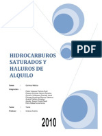 HIDROCARBURO SATURADOS.TERMINADO