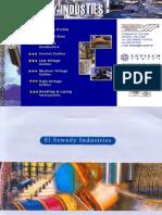El Sewedy Cables -Egytech Catalog