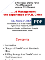 Dr Cheng JPedit-Flood Management the Experience of PRC_revised