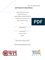Modified Alginate Polymers for Drug Delivery 2006
