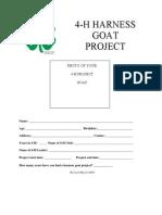 Harness Goat