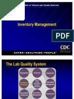 Module 5 - Inventory Management