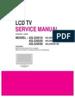 LG+42LG5010,+42LG5020,+42LG5030+Chassis+LD84D