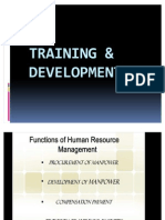 Training & Development(2)