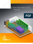 Solid Works Flow Simulations 2012