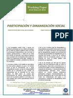 PARTICIPATION AND SOCIAL INVOLVEMENT (Spanish) - PARTICIPACIÓN Y DINAMIZACIÓN SOCIAL - PARTE HARTZEA ETA HERRIGINTZA (Espainieraz)
