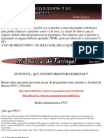 Aprende a Hacer Tu Pagina Web by Luis_lujan