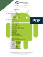 SciSquare Course Ware - Android Advanced