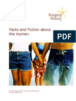 Facts and Figures About the Hymen PDF