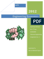 Economics, Engineering Economics and importance of Engineeirng Economics