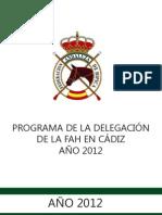 Dossier Cadiz 2012
