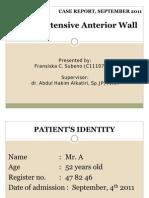 Laporan Kasus Cardio (Fransiska_C11107156)
