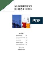 Mengidentifikasi Aldehid Dan Keton