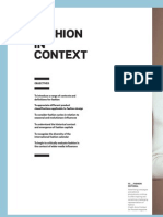 Fashion Design - The Complete Guide Sample Chapter 1 'Fashion in Context'