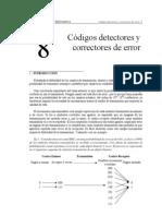 Códigos detectores y correctores de error