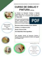 Curso corto Dibujo y Pintura 2012 con Rafael Motta