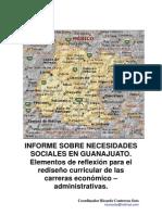 Informe Sobre Necesidades Sociales en Guanajuato