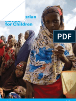 Humanitarian Action for Children