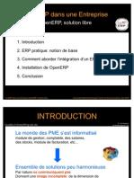 Présentation1 OpenERP