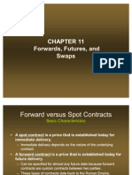11 - Forwards, Futures, And Swaps(1)