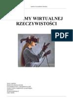 labolatorium 7 systemy rzeczywistości wirtualnej