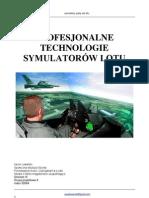 Technologie symulatorów lotu