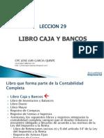 Libro Caja y Banco