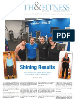 Health & Fitness | Winter 2012 North/South Edition | Hersam Acorn Newspapers