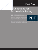 Chap 1 and 2 Services Marketing