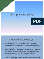 descripcinarchivstica