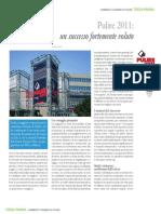 GSA - Articolo Pulire Giugno 2011