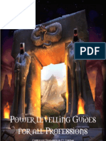 Power Levelling Guides for All ProfessionsV1.06
