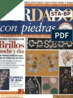 Artesanato - Bolsas, sandálias e chinelos - Pedraria, bijuterias e bordados