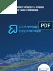 Les 25 propostions des écoles françaises d'Ingénieurs pour l'Enseignement supérieur et la Recherche