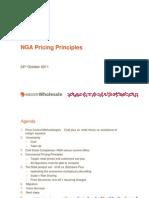 Nga Pricing Industry Workshop Presentation