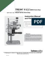 Eastman Blue Streak 2 Manual and Parts